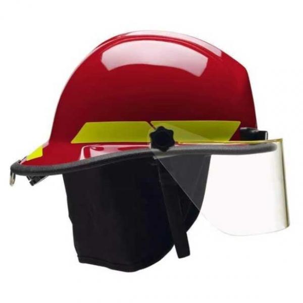 Bullard helmet - PXR series (red)